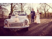 Wedding and Events Self Drive Classic Car Hire