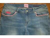 Women's Superdry Jeans size 32/32