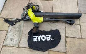 Electric Blower/Vacuum Ryobi RBV3000CESV