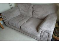 HOUSE CLEARANCE Fabric Sofa Bed - READY TO GO TODAY [MOVING!]