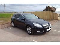 Vauxhall Insignia 2.0 CDTi 16v SRi Nav - Full service history - MOT to April 2018