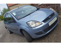2007 Fiesta 1.25 Style Climate -FACE LIFT FULL SERVICE HIST., 1YR MOT, 4 NEW TYRES CHEAP INSURANCE