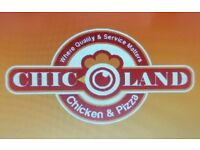 Experienced Staff Wanted for Chicoland Chicken Limited Liverpool