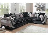 Brand new toni corner sofa(extra chair)**Free delivery**