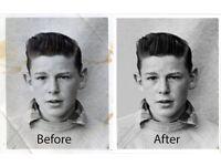 Photographic Restoration.