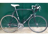 64cm Raleigh Pursuit bike XXL large frame racing road bike racer bicycle