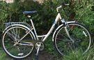 17 inch Raleigh Ladies women / Unisex step-through Hybrid bike bicycle