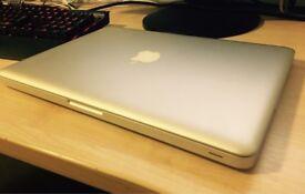 Apple Macbook Pro 13in, i7, 8GB RAM, 750gb HDD