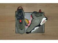 Nike Air Jordan Retro 6 x Travis Scott Cactus Jack
