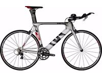 Cervélo P2 - Time Trial/Triathlon/Road Bike - 61 Frame - Full Carbon - Mint Condition