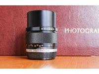 Olympus zuiko OM 135mm F3.5 lens