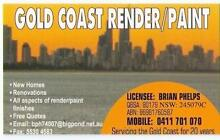 Gold Coast Render/Paint Merrimac Gold Coast City Preview