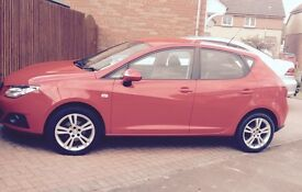 Seat Ibiza 1.4 Sport, 5 door, low mileage, great condition!