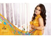 SEVEN RAYS BY TAANI CASUAL SAREES WHOLESALE