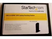 Startech USB3SDOCKHD Universal USB 3.0 Laptop Docking Station