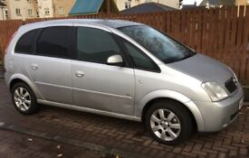 Vauxhall Meriva 1.6 Breeze - 1 yrs mot
