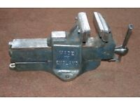 RECORD 114 QUICK RELEASE VICE GOOD WORKING ORDER SEE PHOTOGRAPHS