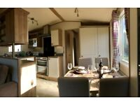 new 2018 static caravan, on 5* 12 month owner's only park, low site fees, near Perranporth, Cornwall