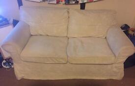 Ikea Ektorp 2 seater setee/sofa for sale