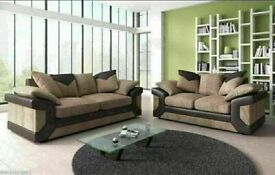 Excellent Quality Dino Sofa 3 Seater + 2 Seater OR Corner Sofa Available