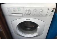 Hotpoint Aquarius WML540 6kg 1400 Spin Washing Machine (in excellent working condition)