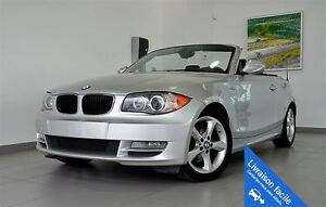 2011 BMW 128I Seulement 38 000Km, Convertbile !
