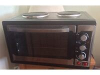 Portable oven & hotplate
