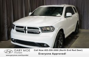 2017 Dodge Durango R/T W/ HEATED STEERING, SUNROOF, NAVIGATION!!