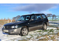 Subaru Forester 2.0 Turbo 4WD