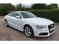 2013 (63) Audi A5 1.8TFSI S-Line Coupe 2dr