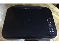 Canon pixma black printer