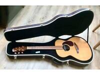 2005 takamine AN46 acoustic guitar.