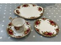 Vintage Crockery/Fine Bone China sets