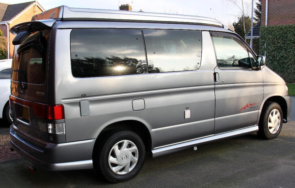 858f71c94b Mazda Bongo Friendee Aero Camper Van for Sale in tip-top condition!  Provisionally Sold