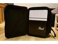 PEARL PCJ-633BT Brush Beat Cajon + Black Rat Case