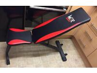Incline/ decline workout Bench in very good condition!!!!! Bargain!!!