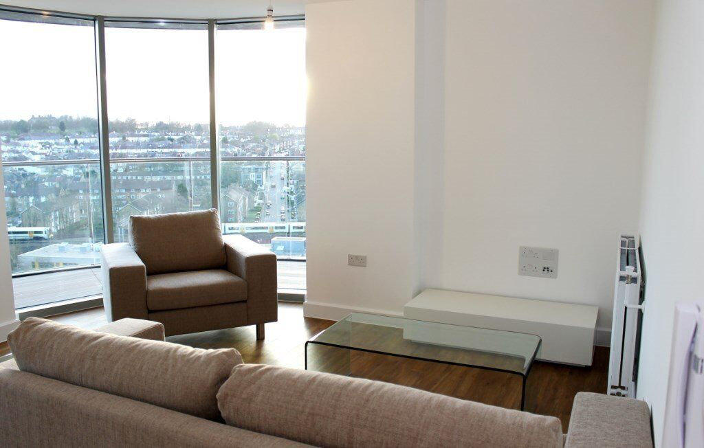 STUNNING DESIGNER FURNISHED 2 BEDROOM APARTMENT - SIENNA ALTO / LEWISHAM SE13! NOT TO BE MISSED