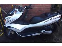Honda pcx 125. SWAP ONLY NOT FOR SALE !!!!