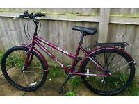 Lovely push bike for sale