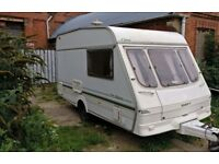 1997 Swift Classic Silhouette 2 berth Cris registered caravan