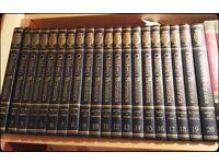 Children's Encyclopedia Britannica Books