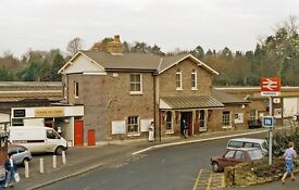 Offices Rooms above Haslemere Station Available To Let