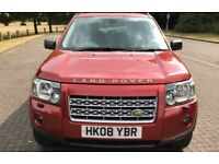 2008 Land Rover Freelander 2 2.2 TD4 XS 5dr,Full Service History, P/X WELCOME