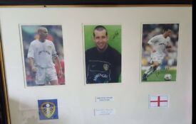 Collectors Autographed Football Memorabilia