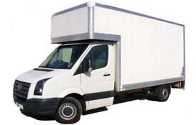 MAN AND VAN MAN & VAN Delivery & collection service, house moves, rubbish, washing machines