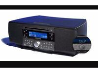 Creative Soundworks Stereo Radio Aux Speakers 745