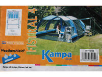 Family Tent - Kampa Fistral 4.