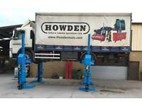 HGV Truck Column Lift 30Ton