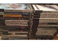 Lot of 30 PSP Games