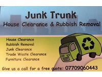 Junk Trunk - House Clearance & Rubbish Clearance